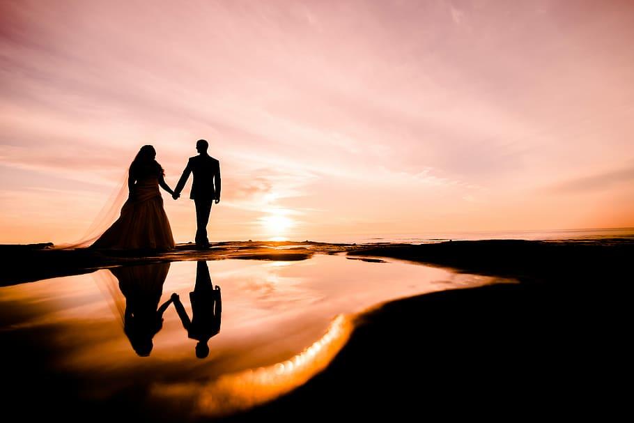 Esküvő a Dunán